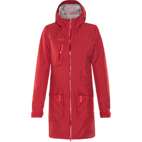 Bergans Hella Coat Dame red/strawberry
